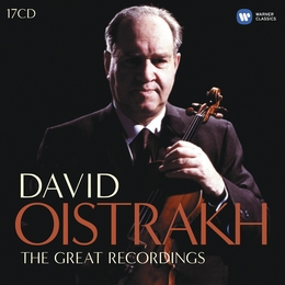 David Oistrakh: The Great Recordings