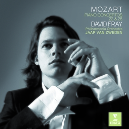 Mozart: Concertos No. 22, 25 David Fray