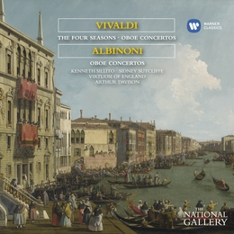 Vivaldi: The Four Seasons, Oboe Concertos; Albinon