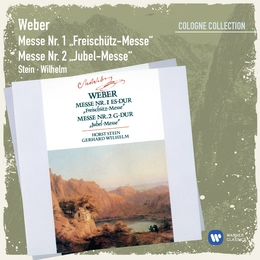 Weber: Masses No. 1 & 2