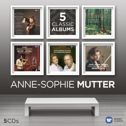 Anne-Sophie Mutter - Five Classic Albums