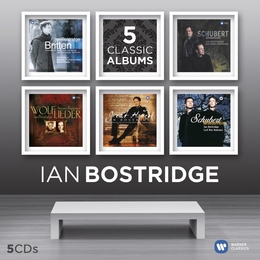 Ian Bostridge - Five Classic Albums