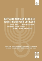 Israel Philharmonic Orchestra - 60th Anniversary Gala