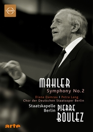 Pierre Boulez conducts Mahler: Symphony No.2