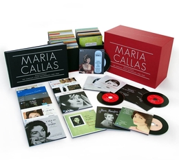 Maria Callas Complete Remastered Edition