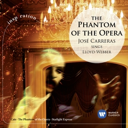 Phantom of the Opera - José Carreras Sings Lloyd Webber