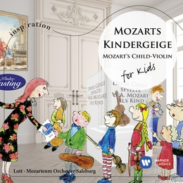 Mozarts Kindergeige - for Kids (Inspiration)
