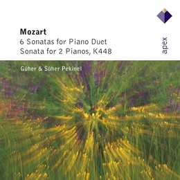Mozart: Piano Duets & Sonata for 2 Pianos