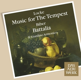 Biber, Locke, Zelenka: Battalia - Music for the Tempest, Fanfare