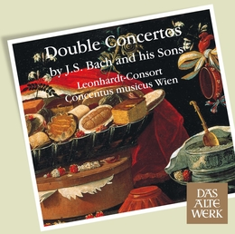 Double Concertos by JS Bach & His Sons