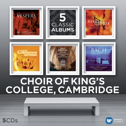 Choir of King's College, Cambridge - Five Classic Albums