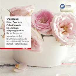 Schumann: Piano & Cello Concerto